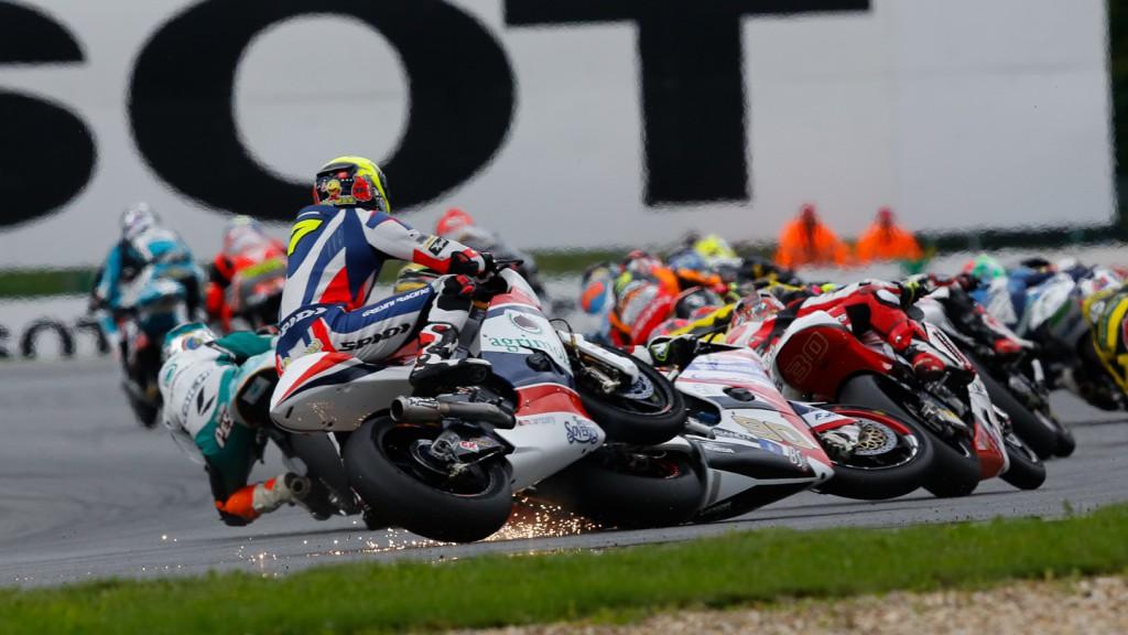 Lorenzo Baldassarri, Lucas Mahias, Gresini Moto2, Promoto Sport, CZE RACE