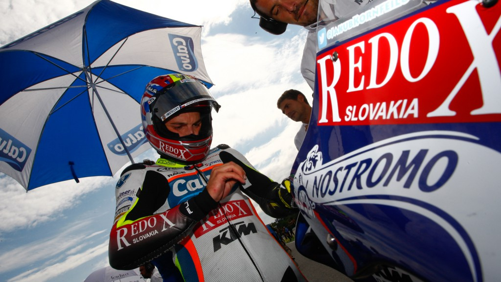 Jakub Kornfeil, Calvo Team, CZE RACE
