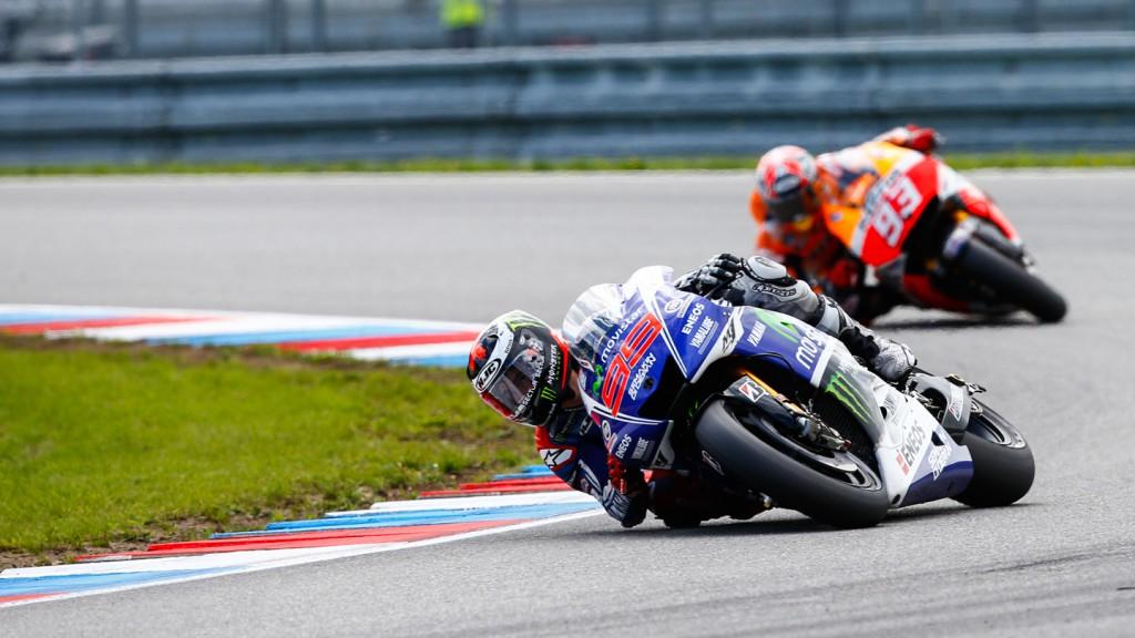 Jorge Lorenzo, Movistar Yamaha MotoGP, CZE RACE