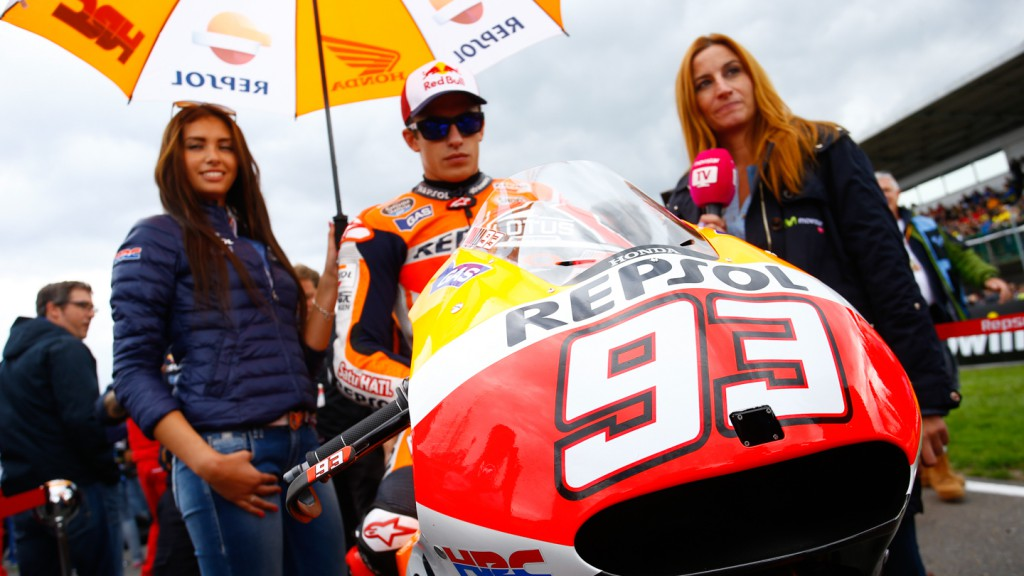 Marc Marquez, Repsol Honda Team, CZE RACE