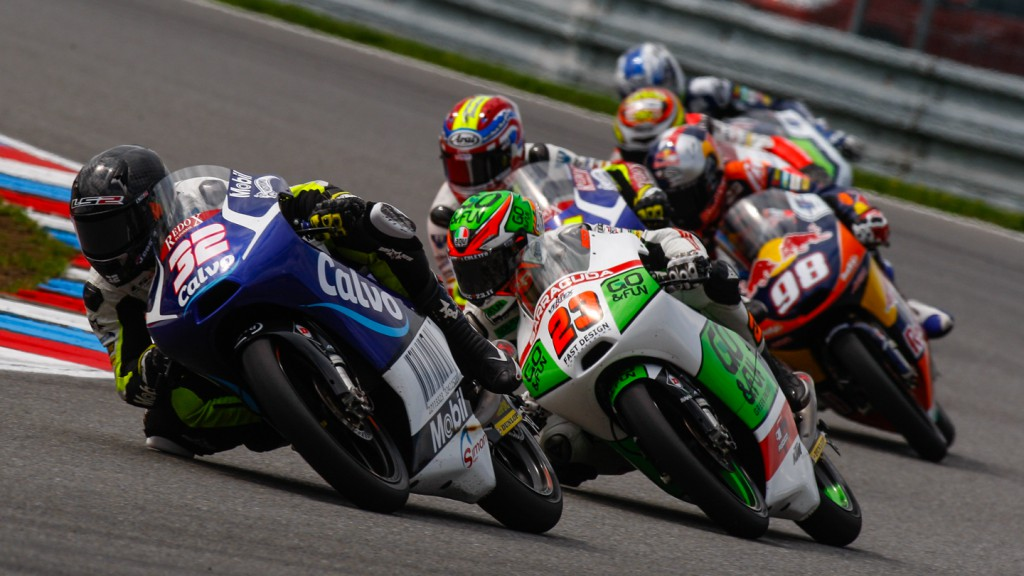 Moto3 Action, CZE RACE