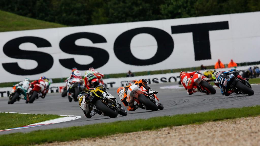 Moto2 Action, CZE RACE