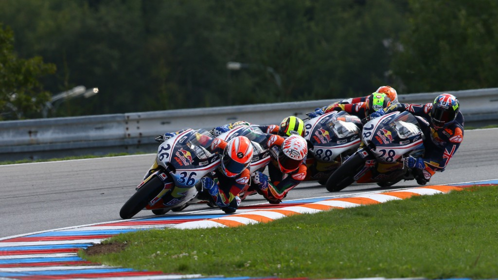 Red Bull Rookies Cup, Brno race II