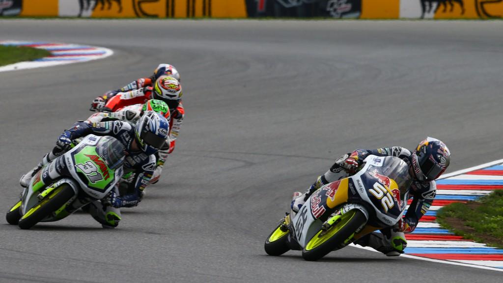 Danny Kent, Niklas Ajo, Red Bull Husqvarna Ajo, Avant Tecno Husqvarna Ajo, CZE RACE