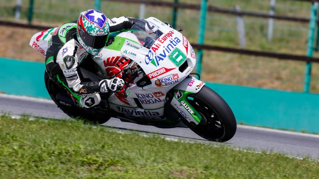 Hector Barbera, Avintia Racing, MotoGP Brno Test