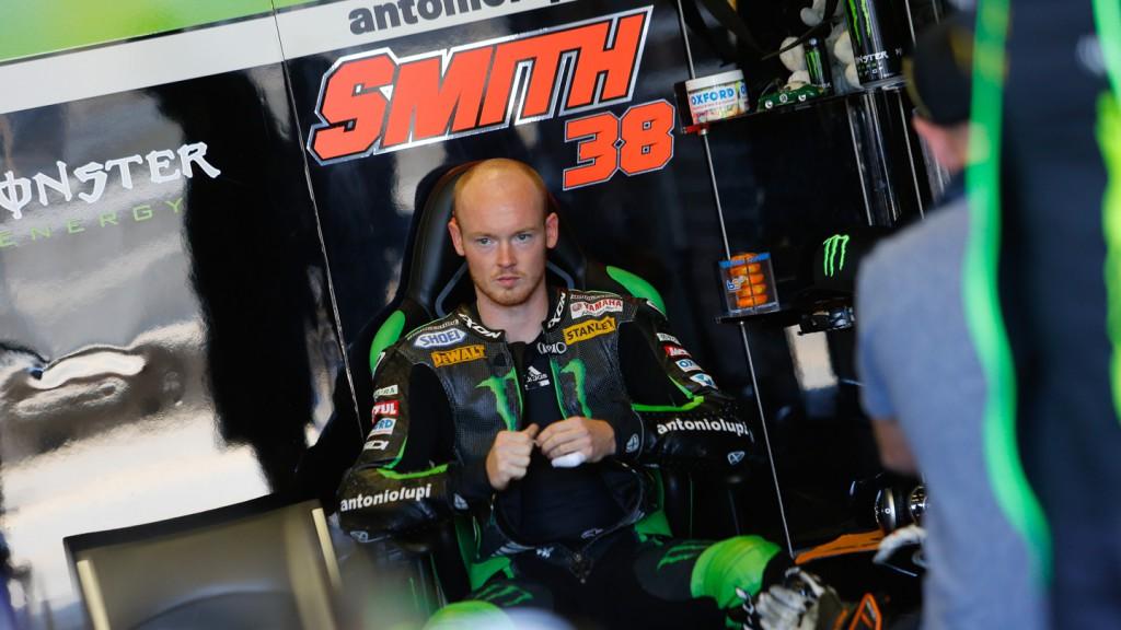 Bradley Smith, Monster Yamaha Tech 3, MotoGP Brno Test