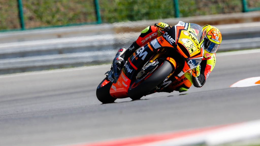 Aleix Espargaro, NGM Forward Racing, MotoGP Brno Test