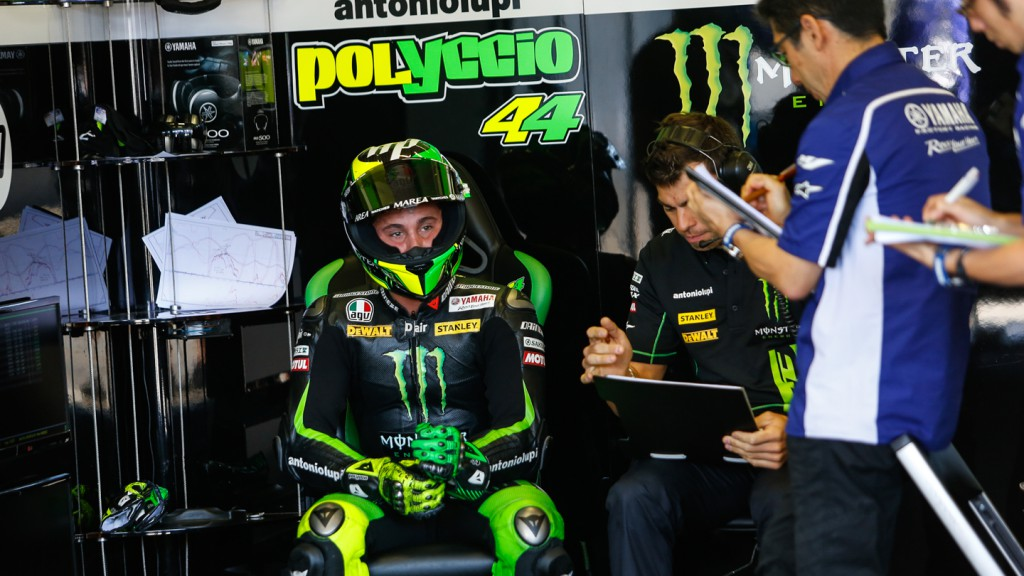 Pol Espargaro, Monster Yamaha Tech 3, MotoGP Brno Test