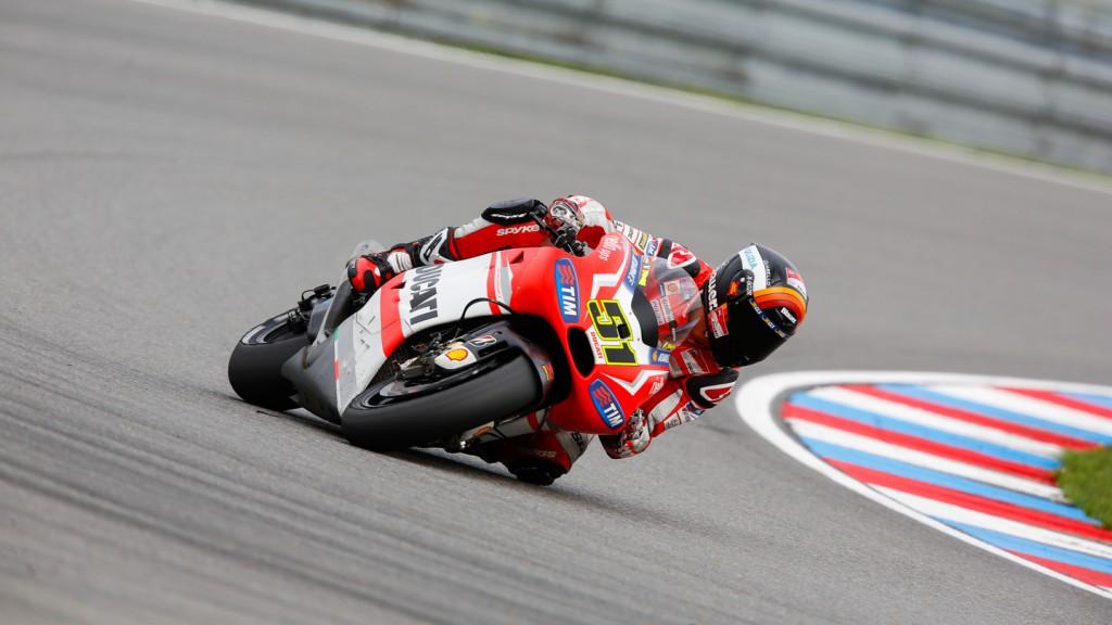 Michele Pirro, Ducati Team, MotoGP Brno Test