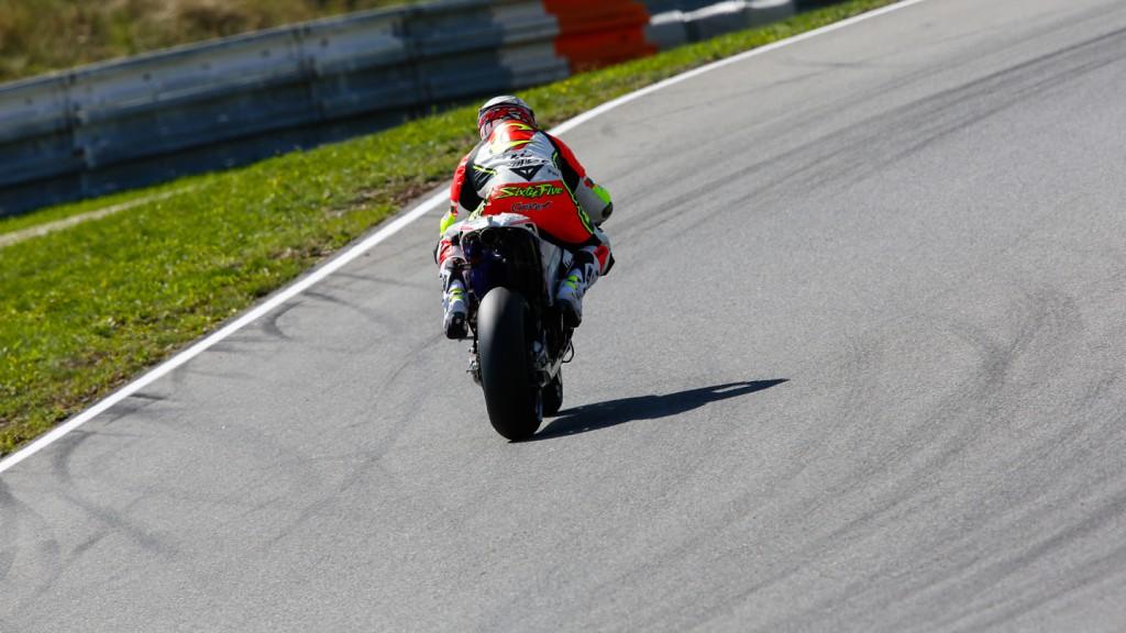 Loris Capirossi, MotoGP Brno Test