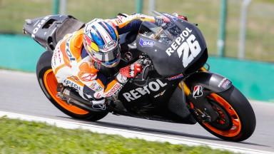 Dani Pedrosa, Repsol Honda Team, MotoGP Brno Test