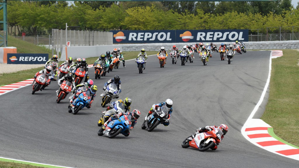 FIM CEV Repsol, Barcelona-Catalunya Circuit