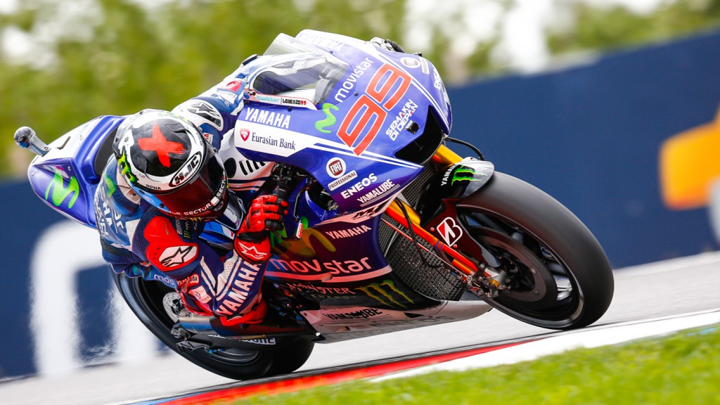 Jorge Lorenzo, Movistar Yamaha MotoGP, GBR