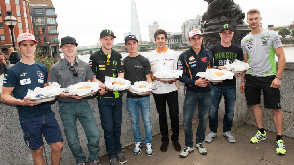 London MotoGP Pre Event