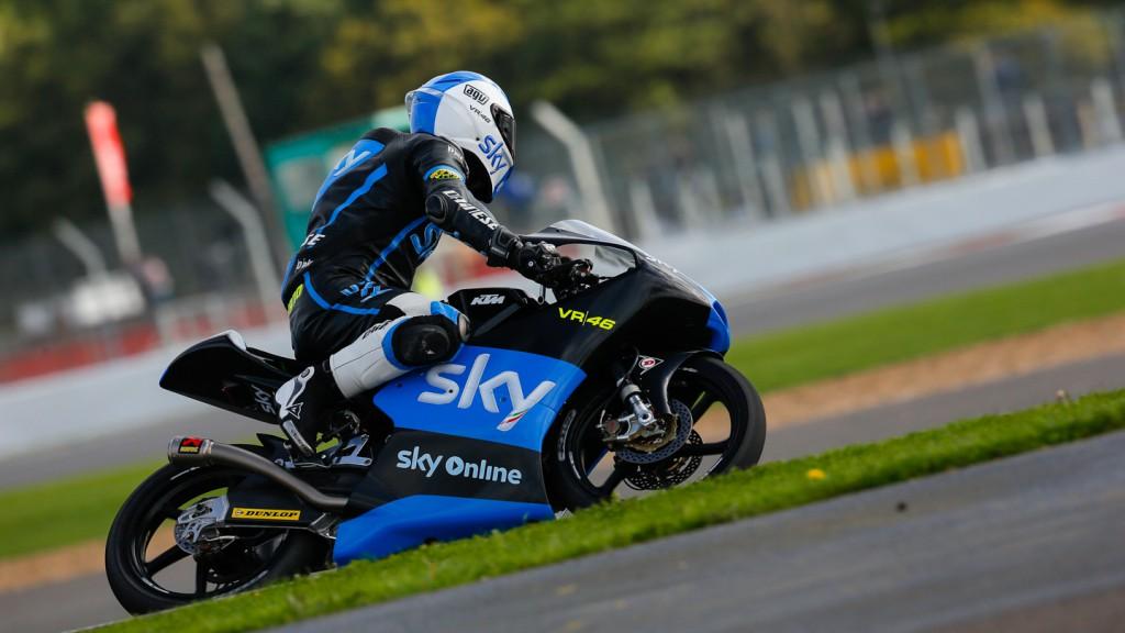 Romano Fenati, SKY Racing Team  VR46, GBR FP2
