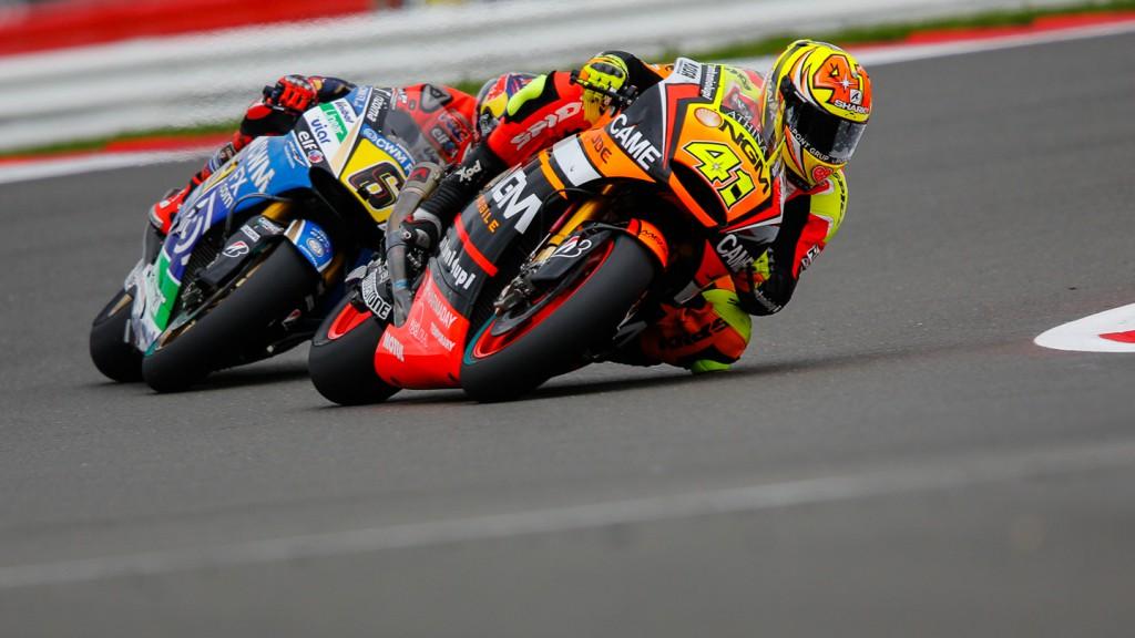 Stefan Bradl, Aleix Espargaro, LCR Honda MotoGP, NGM Forward Racing, GBR FP2