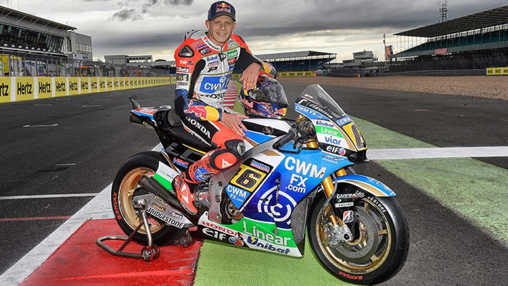 Stefan Bradl, LCR Honda MotoGP, GBR
