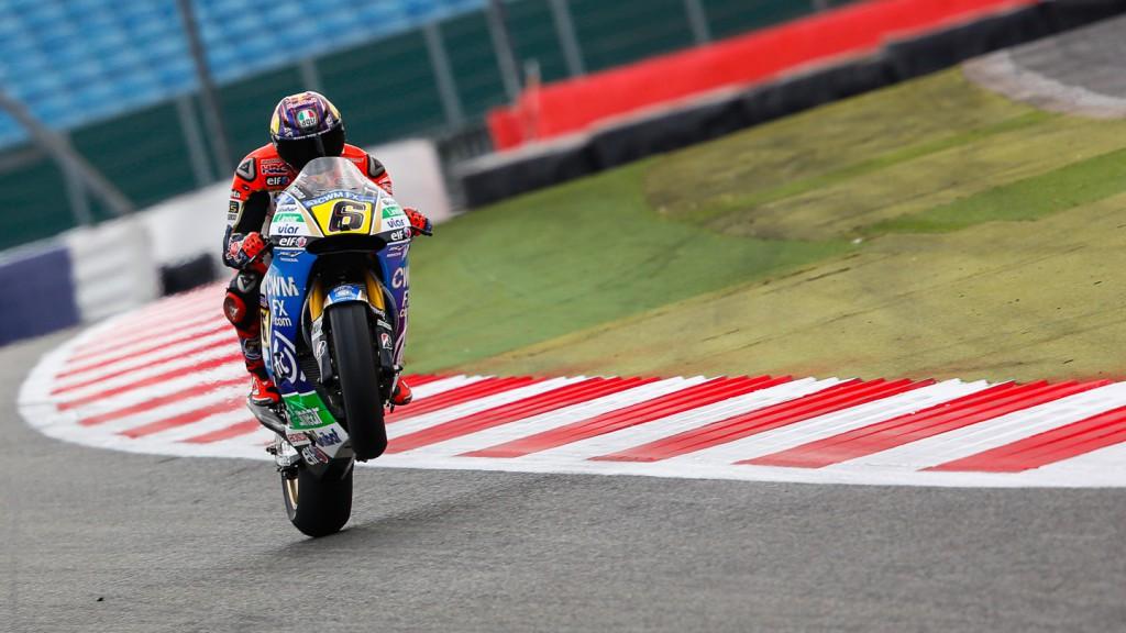 Stefan Bradl, LCR Honda MotoGP, GBR FP2