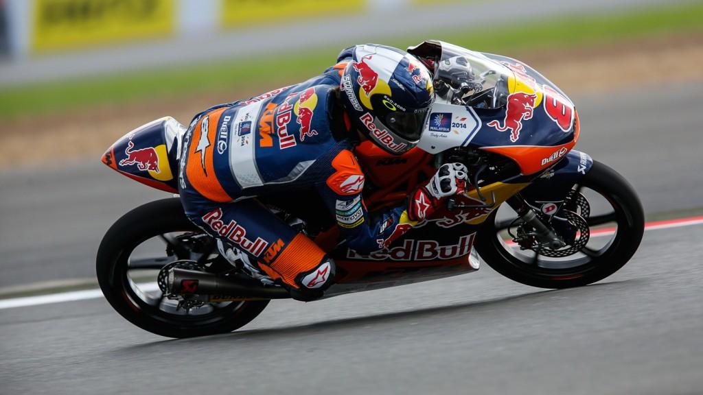 Jack Miller, Red Bull KTM Ajo, GBR FP2