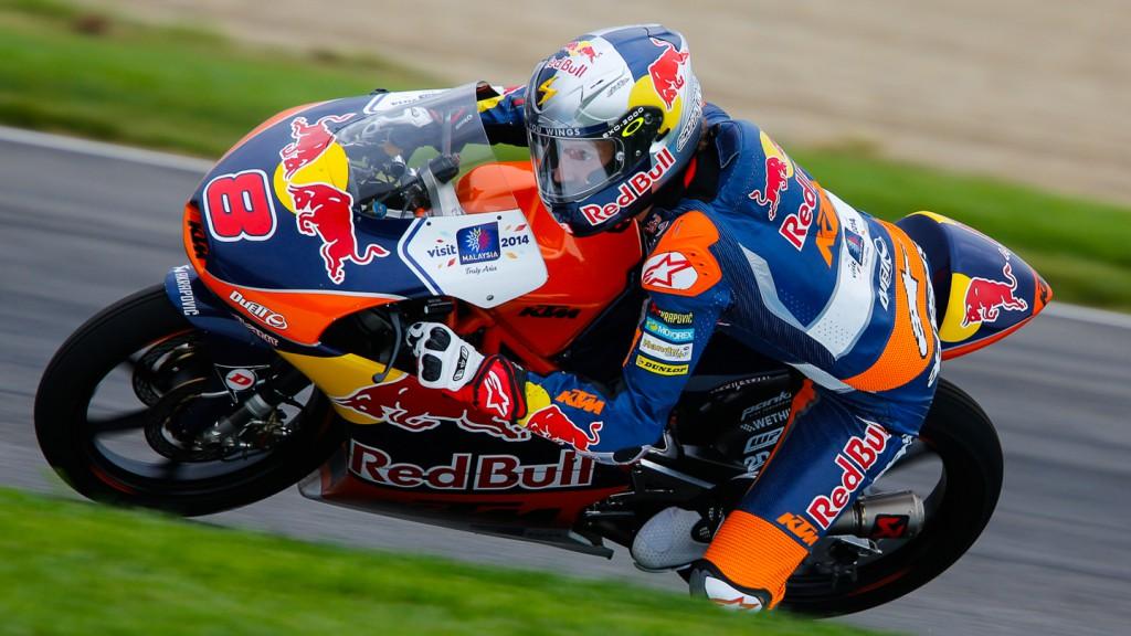 Jack Miller, Red Bull KTM Ajo, GBR FP1