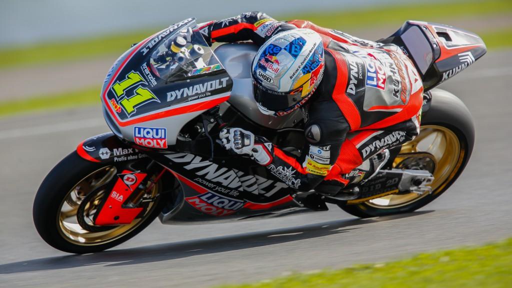 Sandro Cortese, Dynavolt Intact GP, GBR FP2