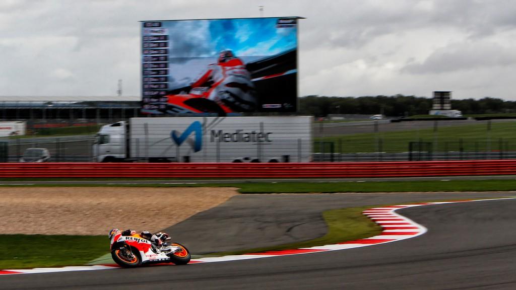 Dani Pedrosa, Repsol Honda Team, GBR FP2