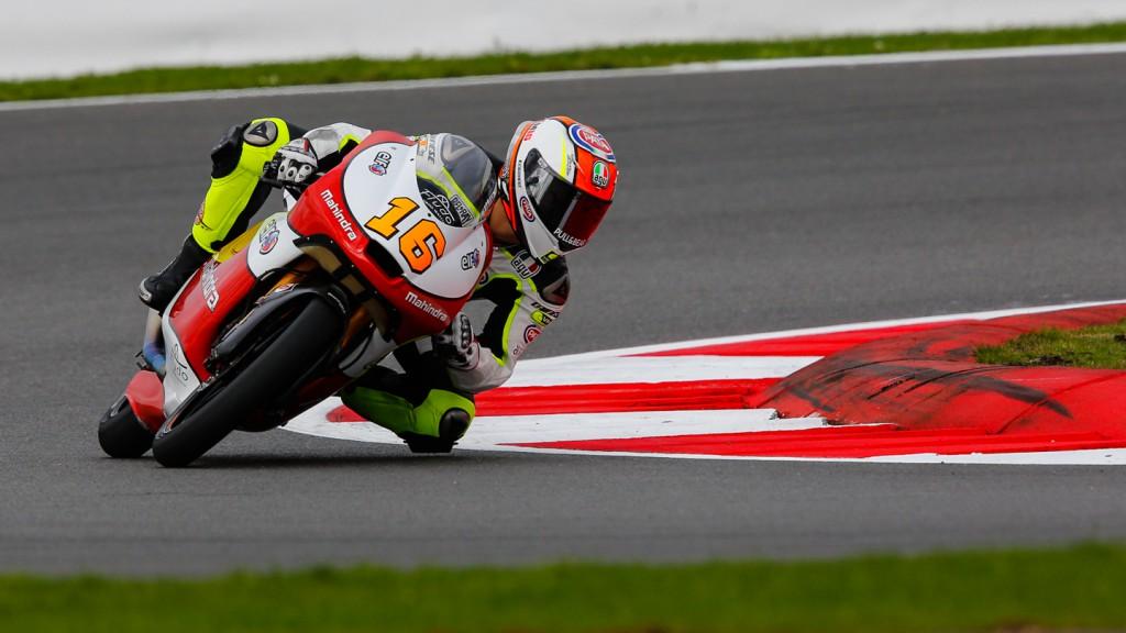Andrea Migno, Mahindra Racing, GBR FP2