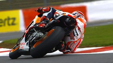 Silverstone 2014 - MotoGP - FP2 - Highlights