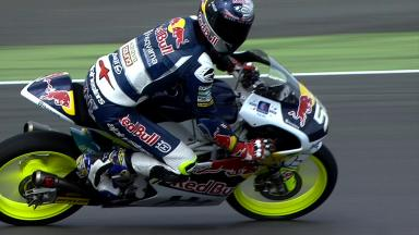 Silverstone 2014 - Moto3 - FP2 - Highlights