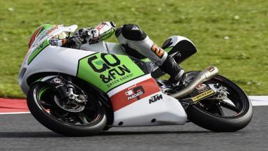 Niccolò Antonelli, Junior Team GO&FUN Moto3, GBR FP2