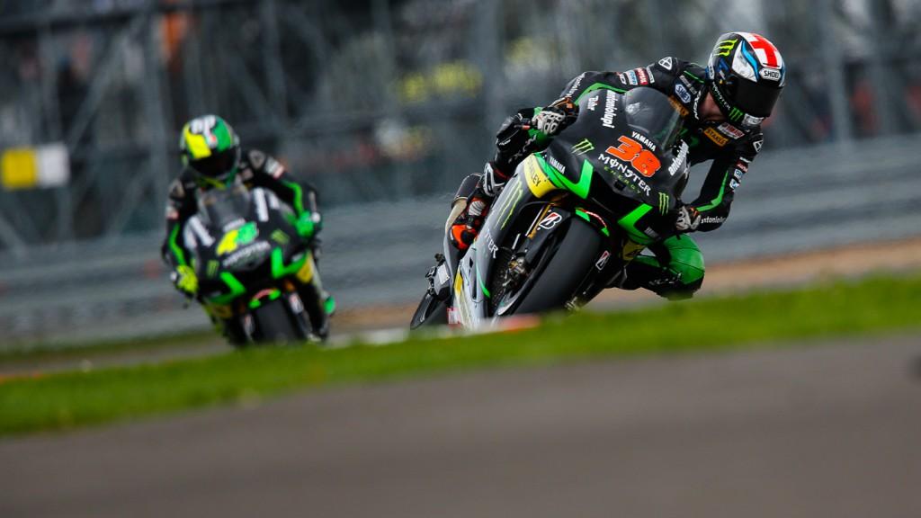 Bradley Smith, Monster Yamaha Tech 3, GBR FP2