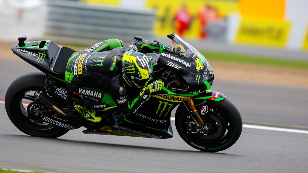 Pol Espargaro, Monster Yamaha Tech 3, GBR FP2