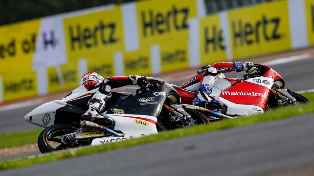 Miguel Oliveira, Bryan Schouten, Mahindra Racing, CIP, GBR
