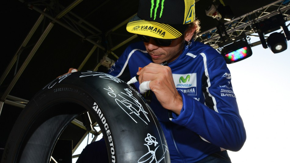 motogp.com · Day of Champions, Riders for Health, Silverstone