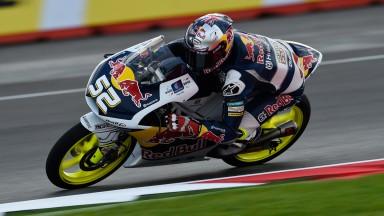 Danny Kent, Red Bull Husqvarna Ajo, GBR FP2