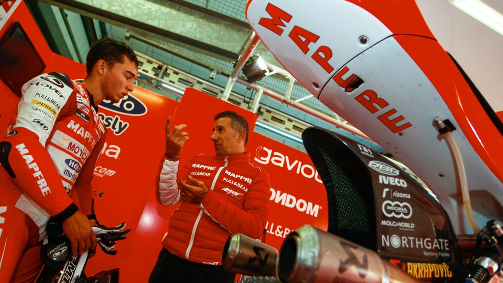 Juanfran Guevara, Mapfre Aspar Team Moto3, GBR FP2