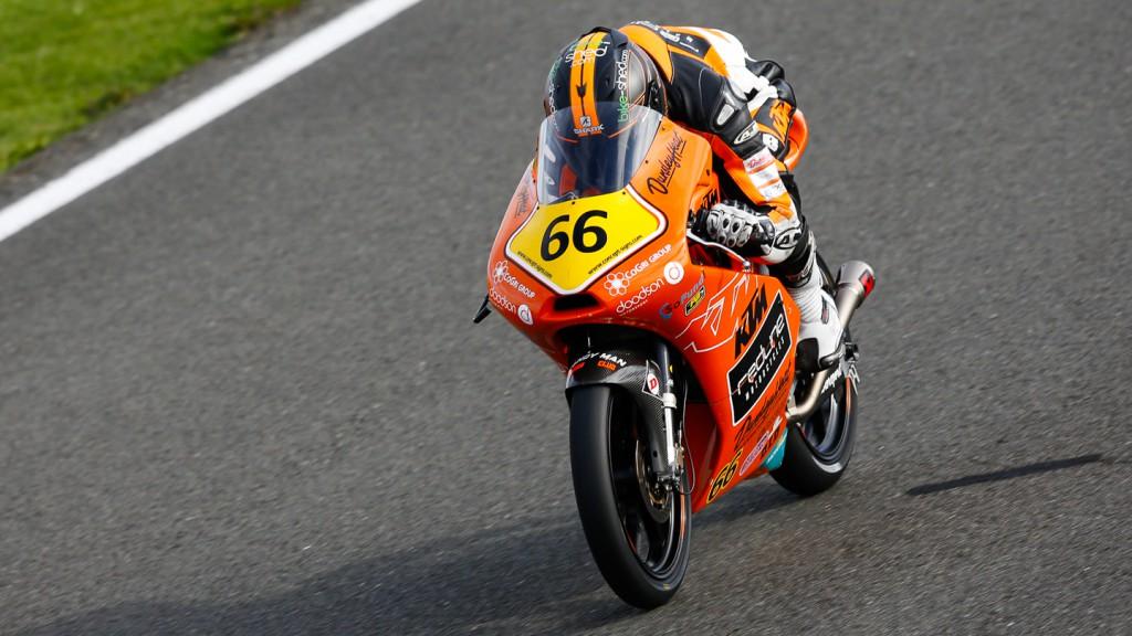 Joseph Irving, Redline Motorcycles/KTM UK, GBR FP2