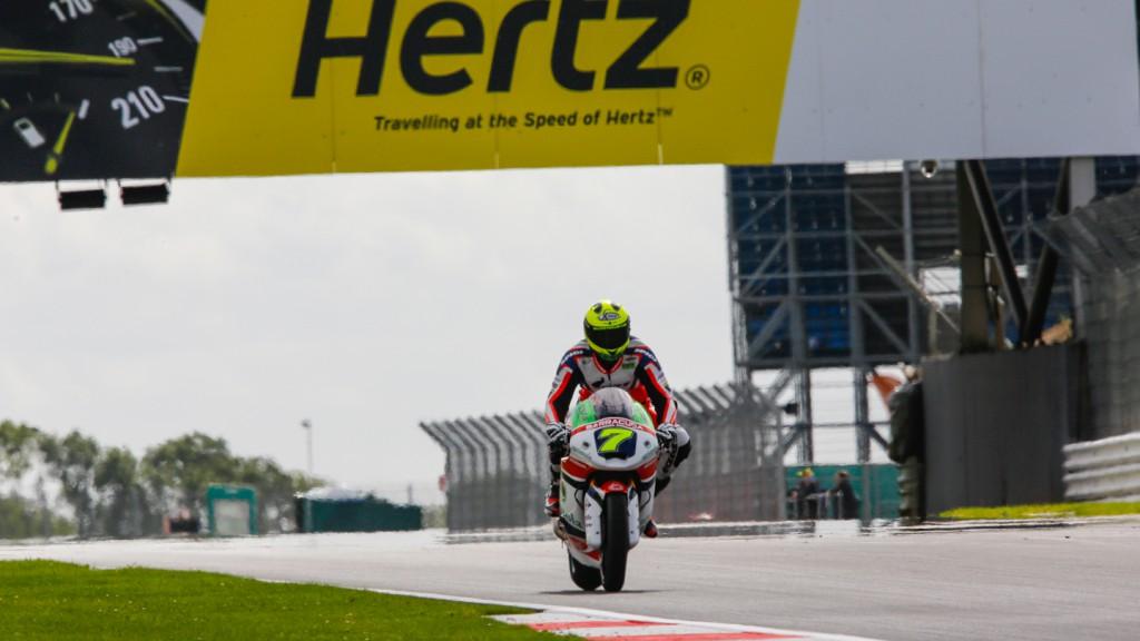 Lorenzo Baldassarri, Gresini Moto2, GBR FP2