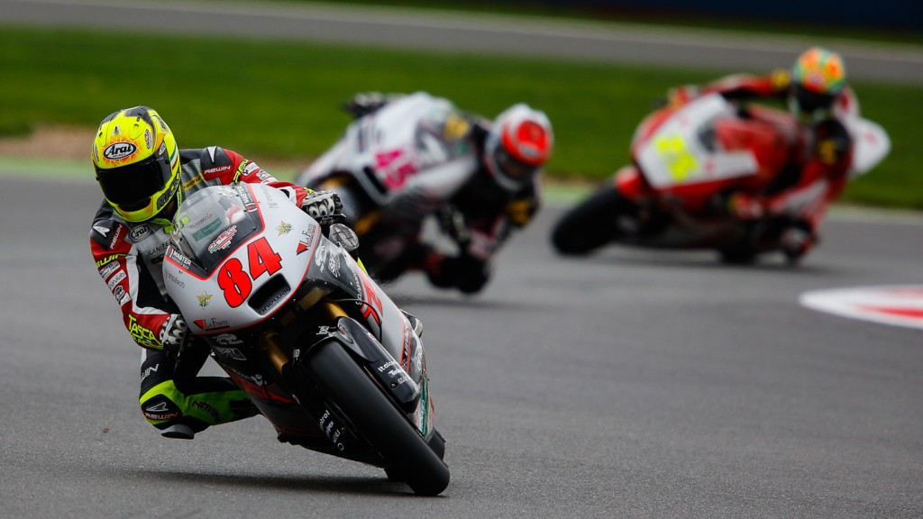 Riccardo Russo, Tasca Racing Moto2, GBR FP2
