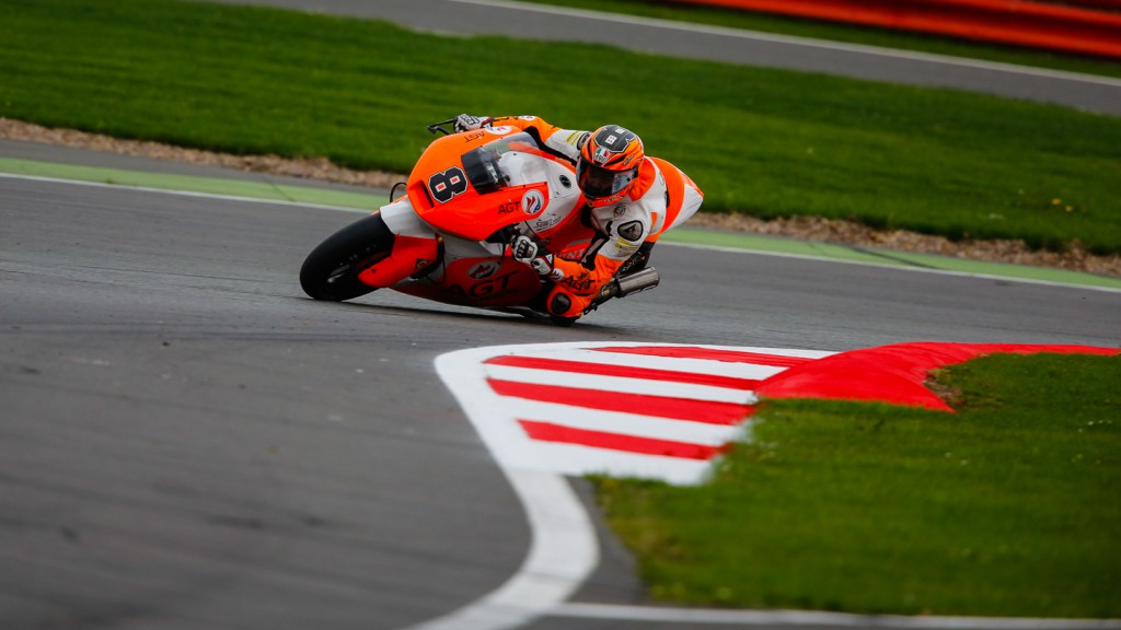 Gino Rea, AGT REA Racing, GBR FP2