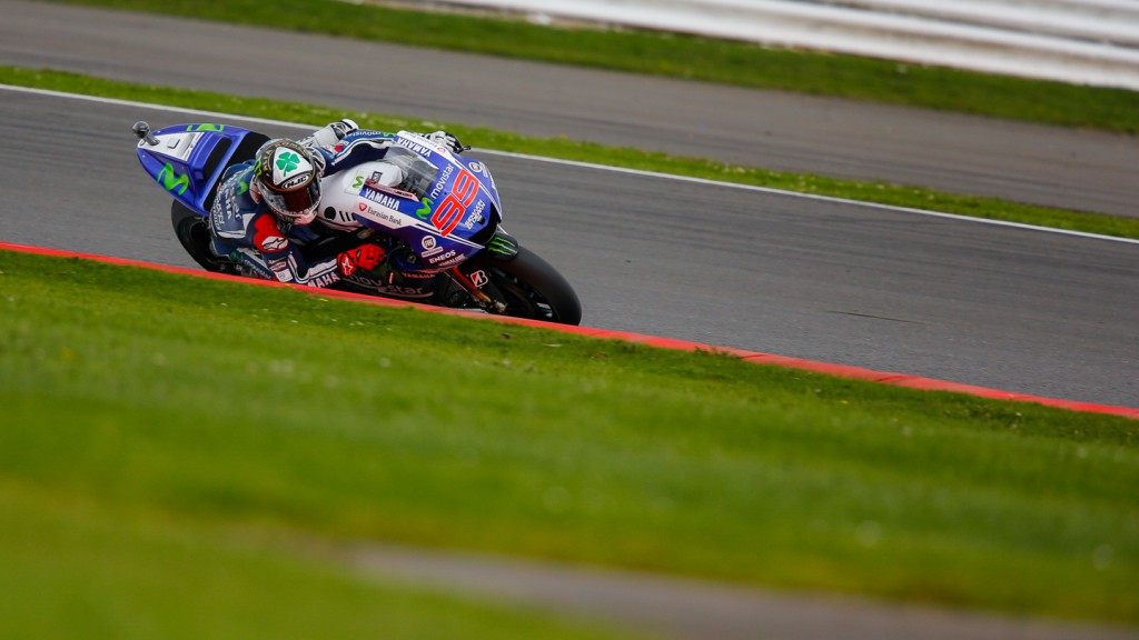 Jorge Lorenzo, Movistar Yamaha MotoGP, GBR FP2
