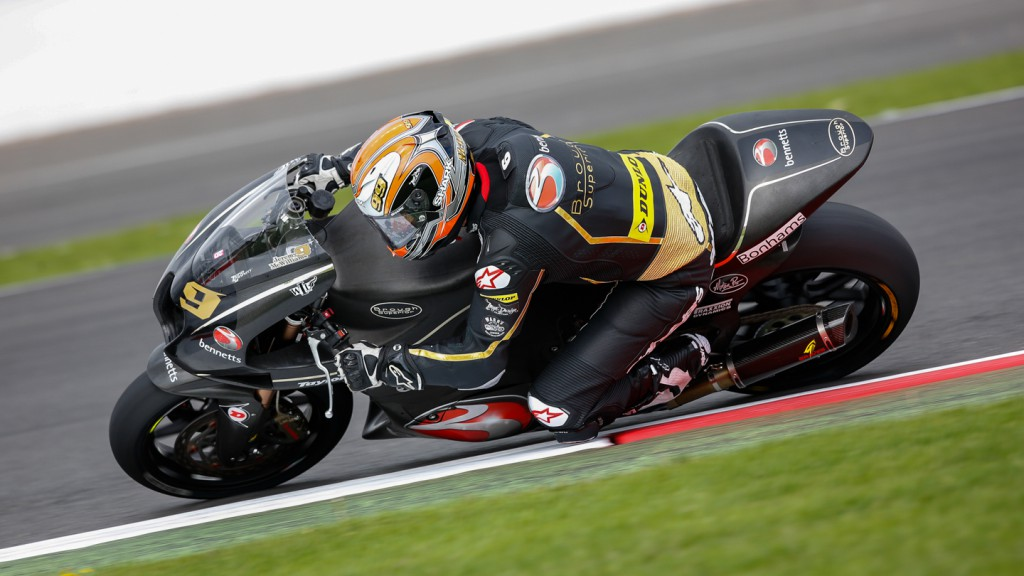 Jeremy McWilliams, Brough Superior Racing, GBR FP2