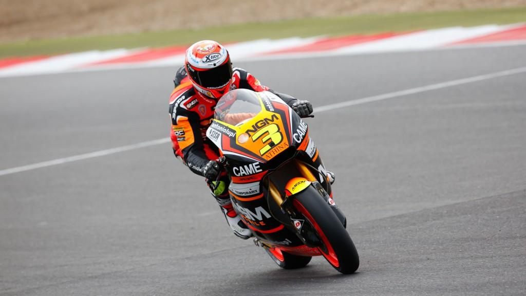 Simone Corsi, NGM Forward Racing, GBR QP