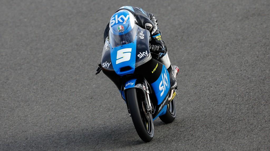 Romano Fenati, SKY Racing Team VR46, GBR QP