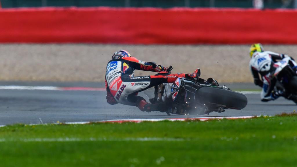 Stefan Bradl, LCR Honda MotoGP, GBR FP4 © Copyright Milagro/ZAC
