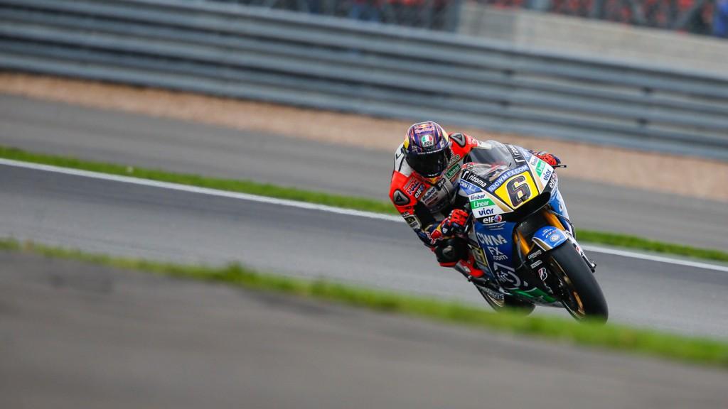Stefan Bradl, LCR Honda MotoGP, GBR FP3
