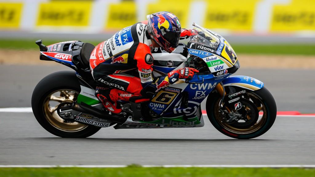Stefan Bradl, LCR Honda MotoGP, GBR Q2