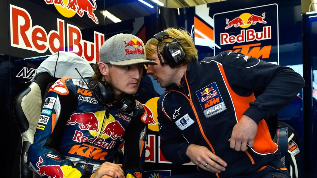 Jack Miller, Red Bull KTM Ajo, GBR QP