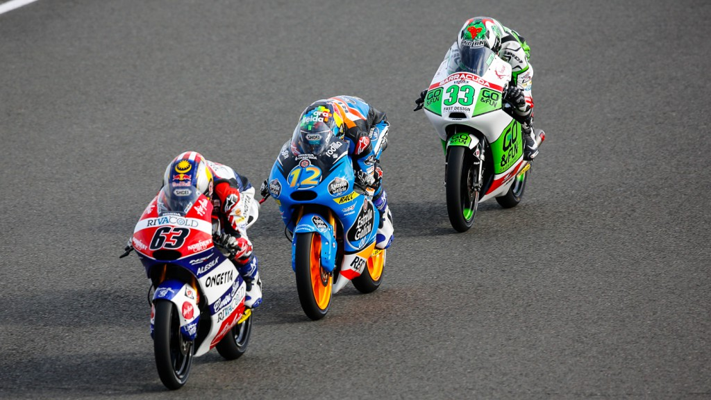 Moto3 Action, GBR QP
