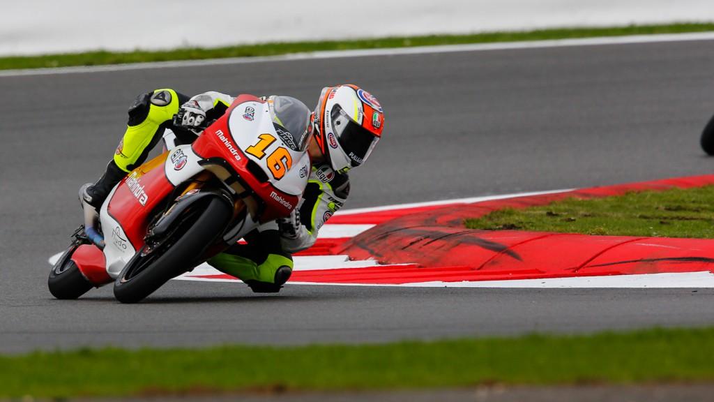 Andrea Migno, Mahindra Racing, GBR QP